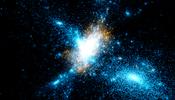 遥か彼方にまで広がる広大な宇宙をシミュレートした Dark Sky Simulations! スケールの大きな WebGL 作品