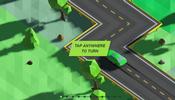 PlayCanvas 製のミニゲーム SWERVE はついつい何度も遊んでしまう良作ミニゲーム