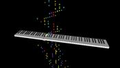 JavaScript で MIDI を解析して鍵盤と共にサウンドデータを可視化する Euphony がすごい!