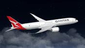 オーストラリアの大手航空会社カンタス航空のウェブサイトにリアルな旅客機モデルのビューアが登場!