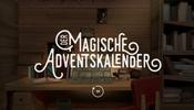 魔法のアドベントカレンダーという不思議なテーマの物語を体験できるドイツのウェブサイト