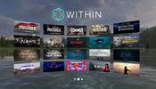 全方位動画を VR モードで閲覧できる Within のウェブ版オンラインコンテンツ