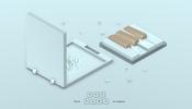 Unity の WebGL ビルド作品ながらシンプルかつミニマムなコンテンツとしてキレイにまとまっている Sound Waves