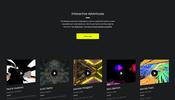 ビジュアル・サウンド・インタラクション! オンラインでの様々な表現に挑戦するコンテストに WebGL 作品が集う!