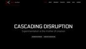 近未来的な雰囲気に思わずテンション急上昇! とても質感の高い金融系企業の WebGL 実装サイト!