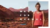 スポーツ用品メーカーの老舗 Adidas のウェブサイトに見る熱をイメージした WebGL 表現