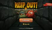 WebGL 事例を多く手がける Little Workshop 社の WebGL 製ゲーム実装 Keep Out!