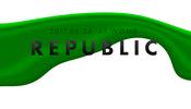 流れる動きが面白い! 映像表現や音楽などメディアアートをテーマにする REPUBLIC のウェブサイト