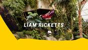 まるで爽やかな風が吹き抜けるかのようなロンドン在住の写真家 Liam Ricketts さんのウェブサイト